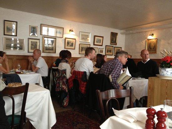 Restaurant Amalie : La Salle Principale