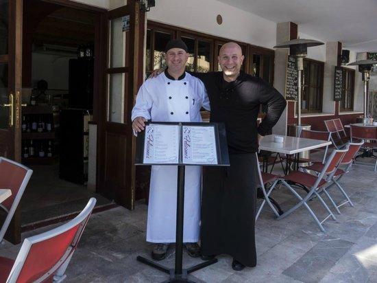 Feliciano's: Juan Carlos und Martin