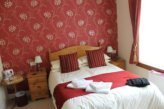 St. Anthony's B&B: double room