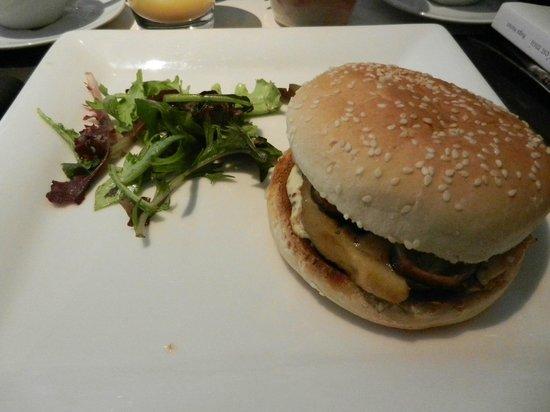 La Compagnie de Bretagne: hamburger
