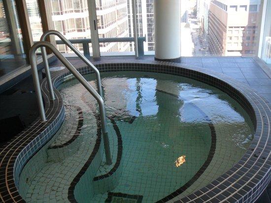 Cambridge Suites Toronto: Rooftop Whirlpool