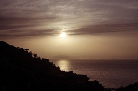 Best Western Hotel La Solara Sorrento: The view