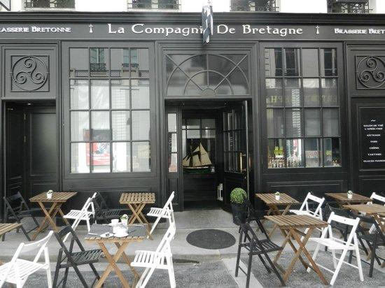 Comptoir de la bretagne picture of la compagnie de - La compagnie des comptoirs ...