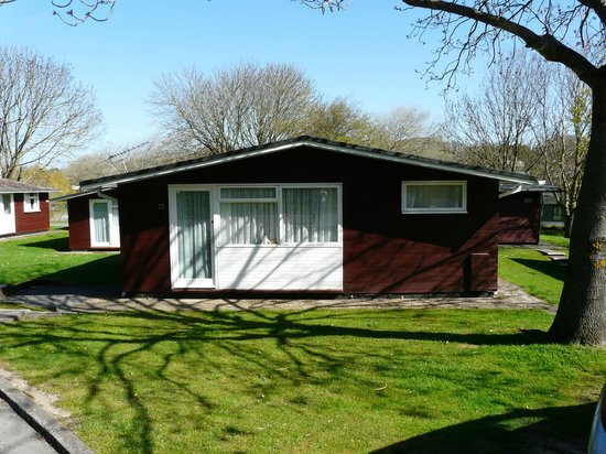 Milford on Sea, UK: Basic Chalet