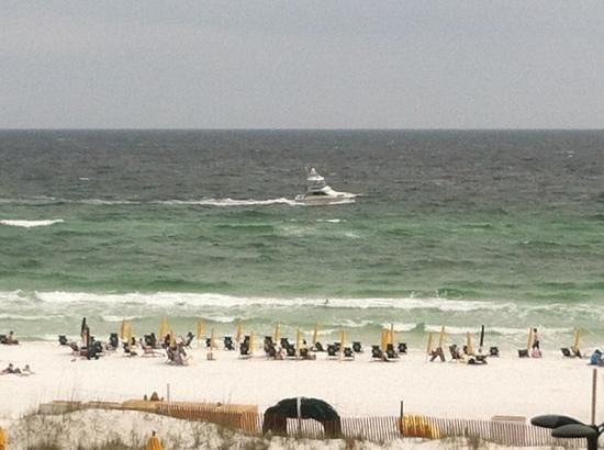 Hilton Sandestin Beach, Golf Resort & Spa : view from pretty much every room