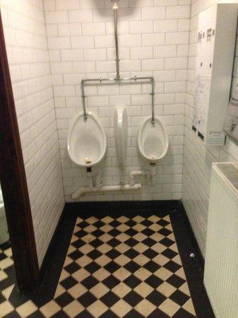 The Garden Gate: Toilets