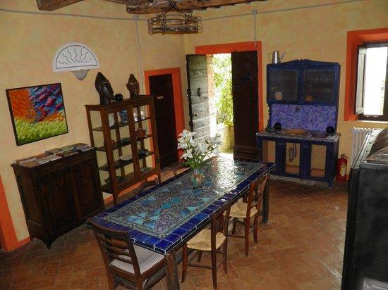 Agriturismo Il Colombaio di Barbara: living room