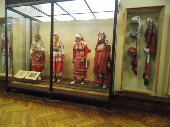 Russian Museum of Ethnography : В залах музея