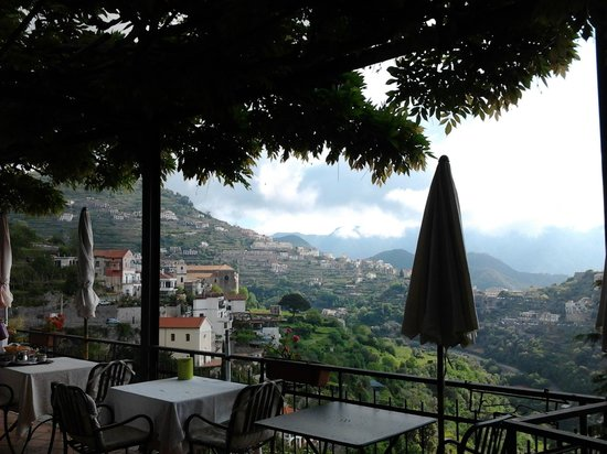 La Margherita Villa Giuseppina: Lieu ou on prend le petit déjeuner