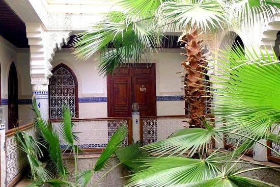 Dar Al Kounouz: Chambres au 1er étage
