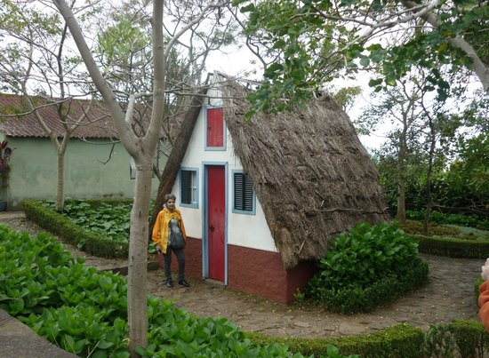 Dorisol Buganvilia: Old house in Madeira