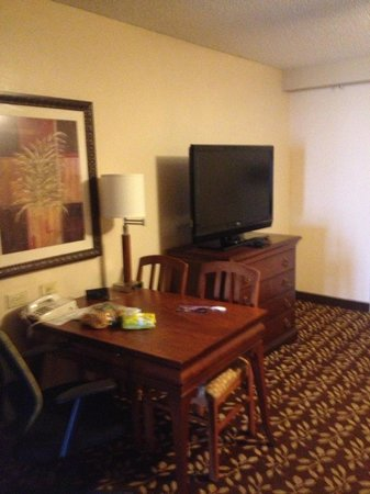Embassy Suites by Hilton Orlando Airport: another big TV