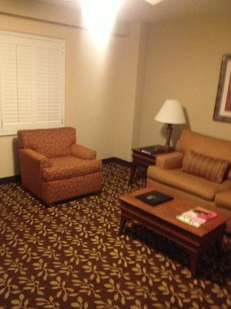 Embassy Suites by Hilton Orlando Airport: sitting room