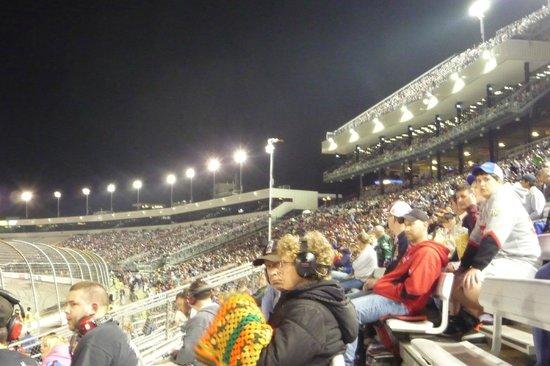 Richmond International Raceway: people