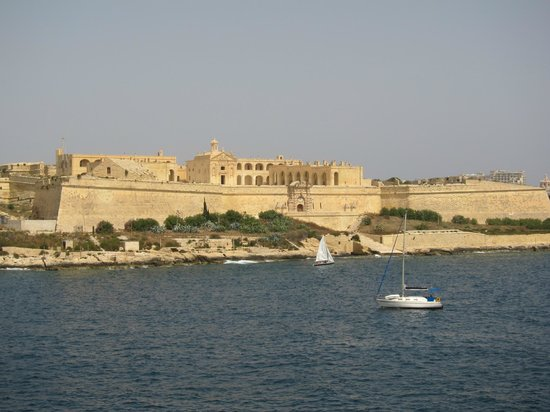 Argento Hotel: Valletta views