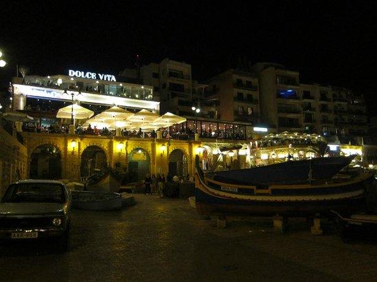 Argento Hotel: St Julian's Bay