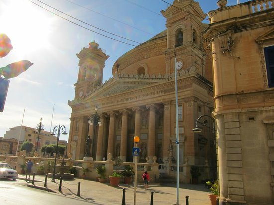 Argento Hotel: The Mosta Dome