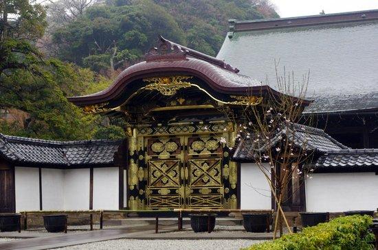 建長寺 Picture