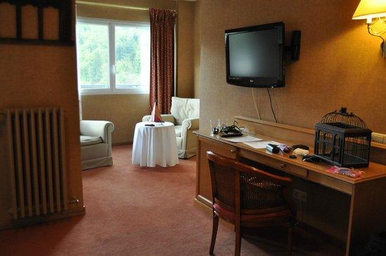 Panorama Hotel: chambre