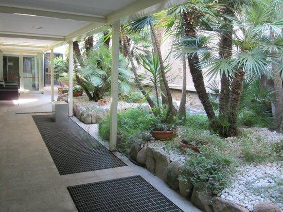 Hotel Regina Margherita - Cagliari : Ground reception area