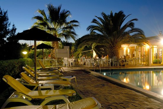 Pinhal do Sol Hotel: Swimming Area