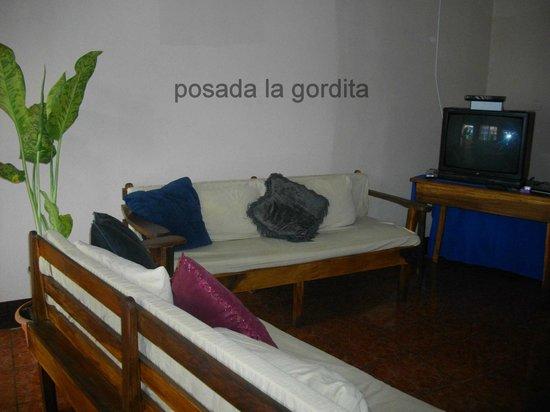 La Gordita: Living room