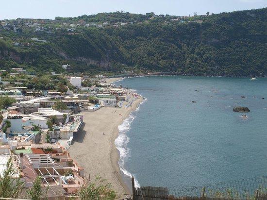 Semiramis Hotel de Charme Ischia : Beach