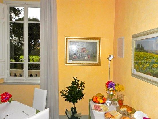 Villa Agnese B&B : colazione