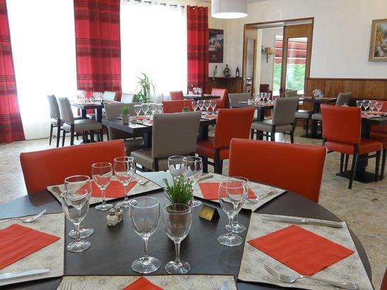 Clair Cottage : Le restaurant