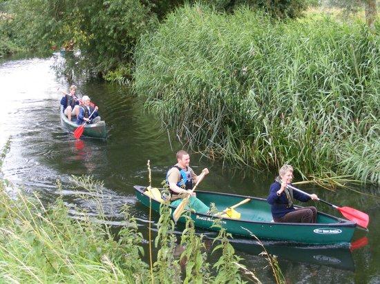 River Stour Boating: Wissington