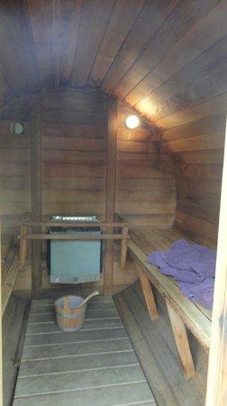 L'Arpenteur des Sens: Sauna