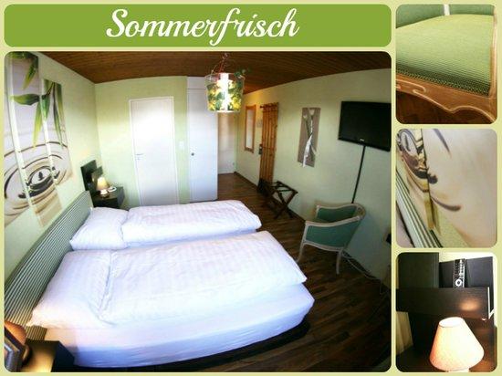 Hotel Surselva : Doubleroom