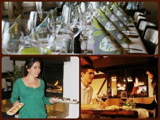 Hotel Surselva : Restaurant Surselva
