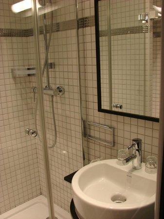 Hotel Saint Christophe: baño