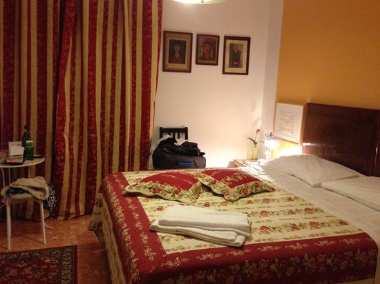 B&B Casa Nuvola: Exactly as advertised
