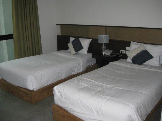 Mandala House: Betten