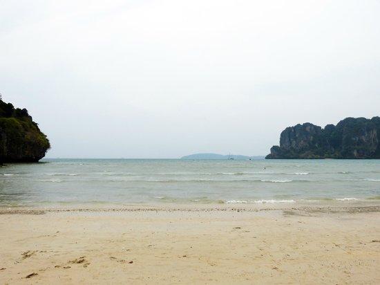 Sofitel Krabi Phokeethra Golf & Spa Resort: Railay Beach. (Trip avec bâteau de l'hôtel)