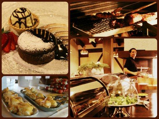Hotel Surselva: Food/Restaurant Surselva