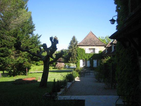La Metairie: Garden view