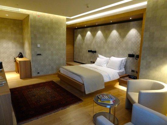Mercure Istanbul City Bosphorus Hotel: Ma chambre