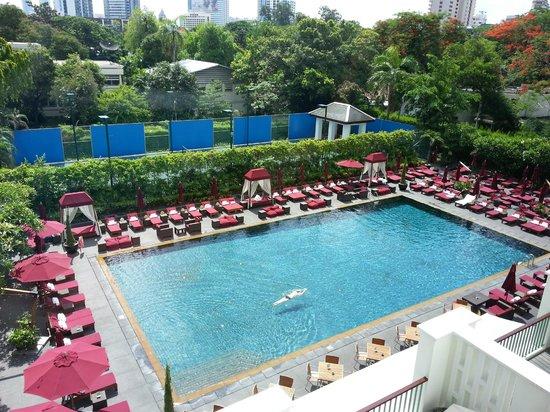 The Sukhothai Bangkok: View from Room 490