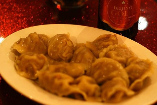 Chop Chop: dumplings