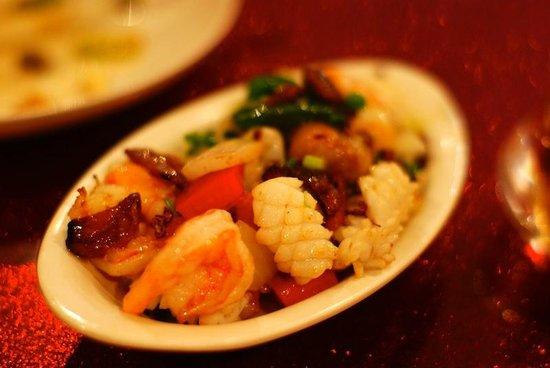 Chop Chop: mixed seafood