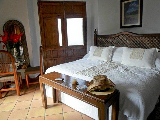 Casa de Siete Balcones: La suit eBellavista, remarquable et plein de charme