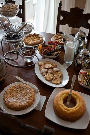 B&B A Casa di Delia: amazing breakfast