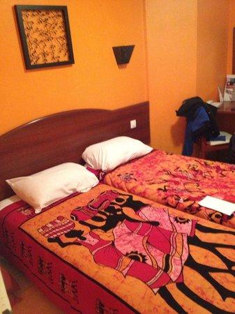 Tabl' Hotel : La décoration