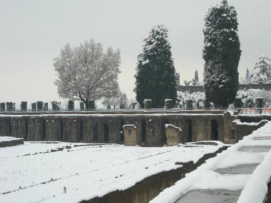 Il Tempietto di Venere: Villa di Adriano a Villa Adriana