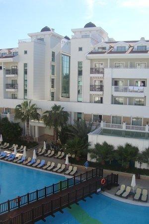 Alba Queen Hotel: alba queen