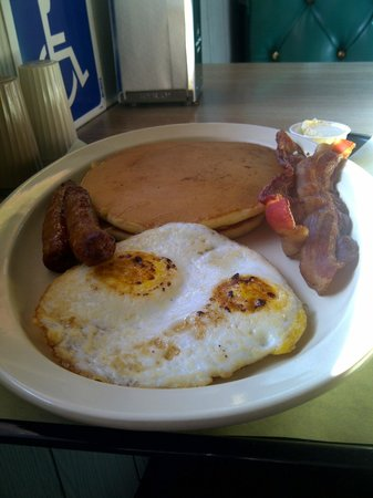 Fred's Mexican Cafe: breakfast
