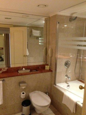 InterContinental David Tel Aviv: Bathroom